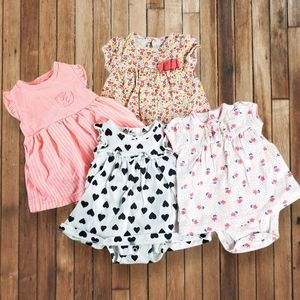 Carter's • 4 Summer Dresses